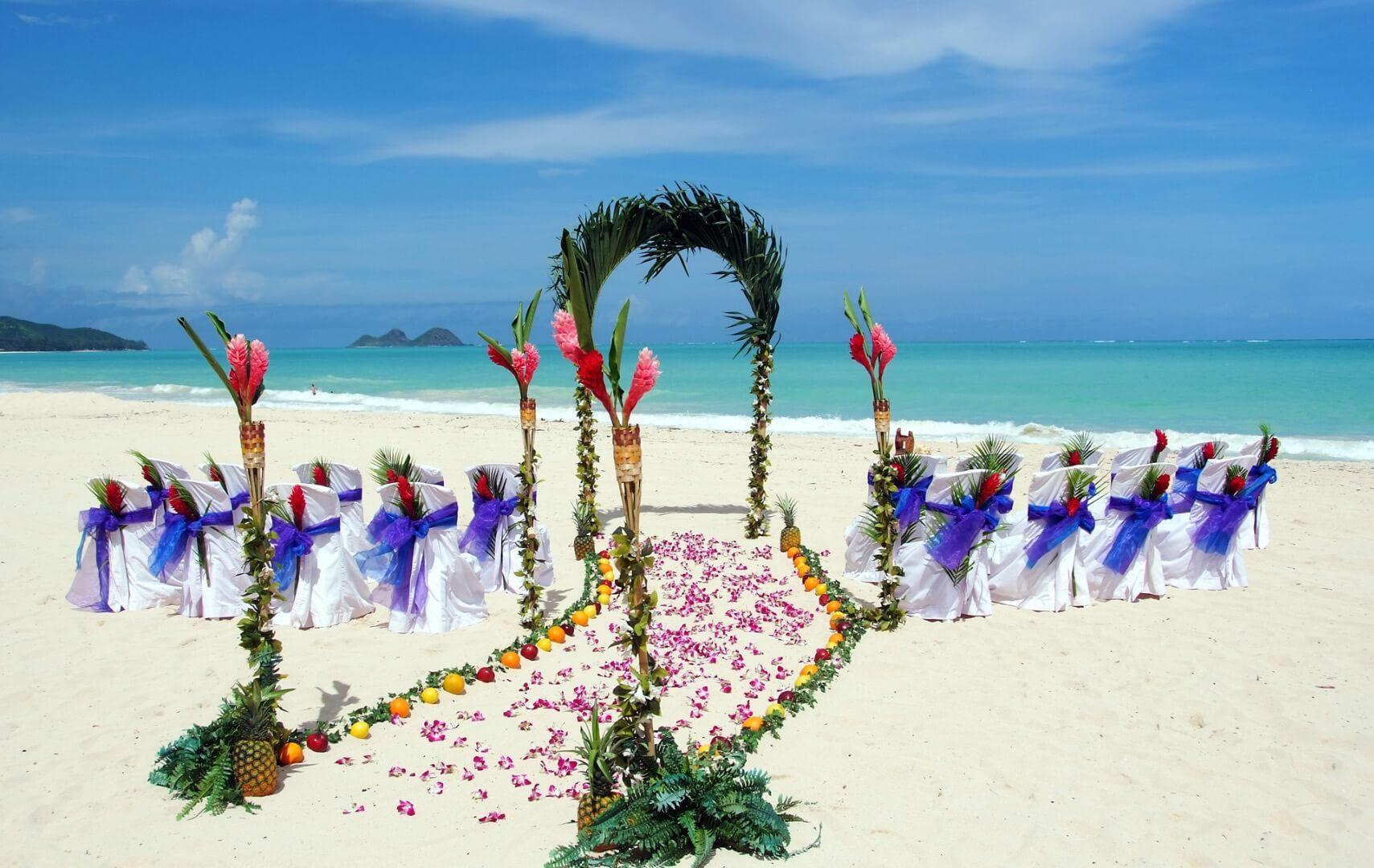 házasságkészítés hawaii